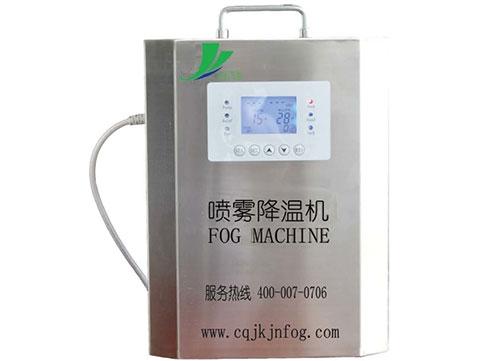 上海岗亭喷雾降温机系统